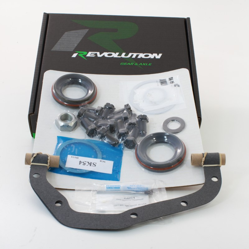 Revolution Gear and Axle Dana 60 Minimum Install Kit - 25-2034