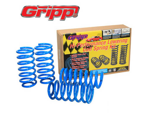 BBK Specific Rate Performance Lowering Spring Kit Exc IRS Ford Mustang GT Cobra 79-04