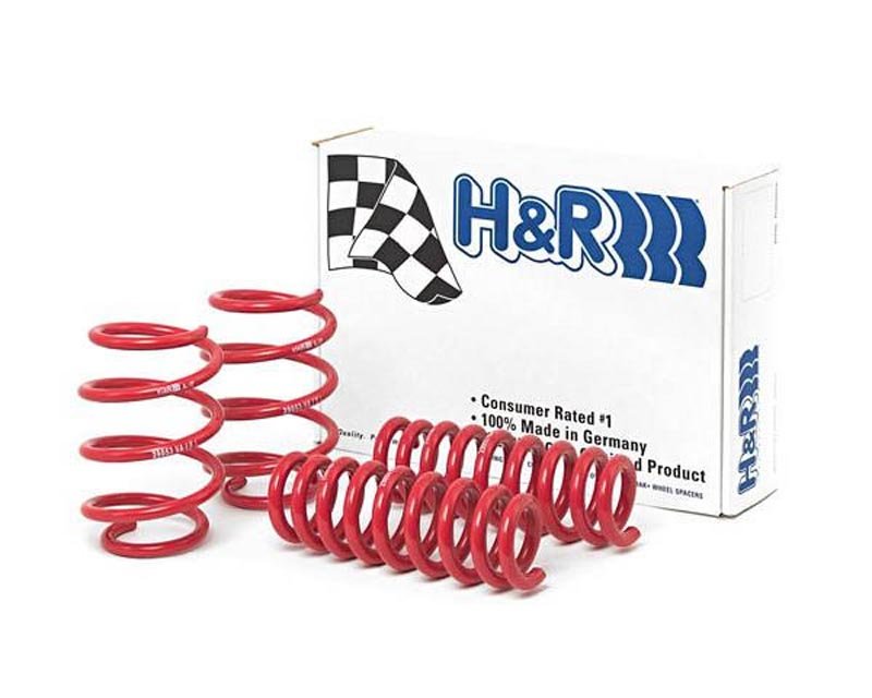 H&R Sport Springs BMW M3 Coupe E92 08-11 - 29053-1