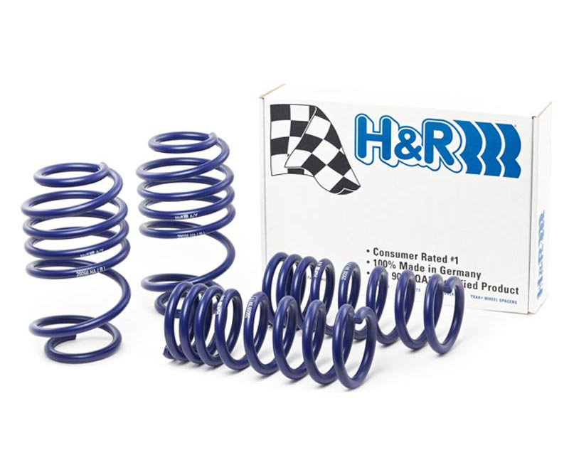 H&R Sport Springs Jeep Grand Cherokee 06-11 - 29056-1