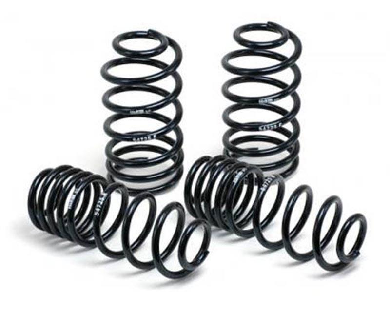 H&R Sport Springs Volvo V70 Wagon with Self-Leveling, not AWD 93-99 - 29955-2