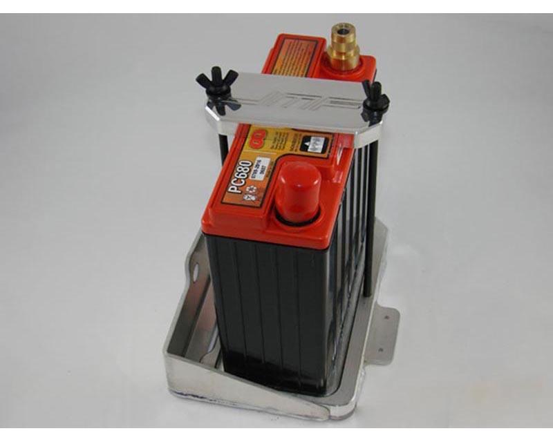 JM Fabrications Small Battery Kit with PC 680 Battery Mitsubishi Eclipse 95-99 - 2G-BATKIT-00