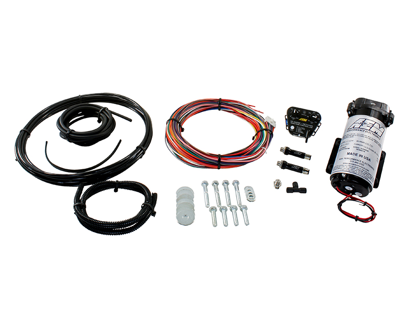AEM Electronics V2 Water Methanol Nozzle and HD Controller Kit - 30-3303