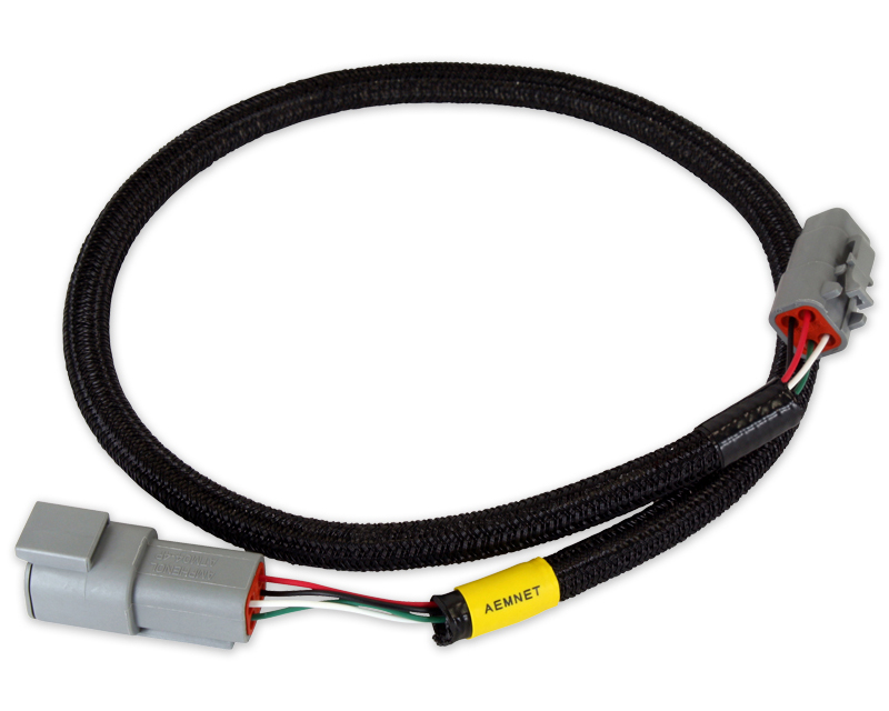 AEM 2 Ft. AEMnet DTM-Style Can Bus Extension Cable - 30-3606