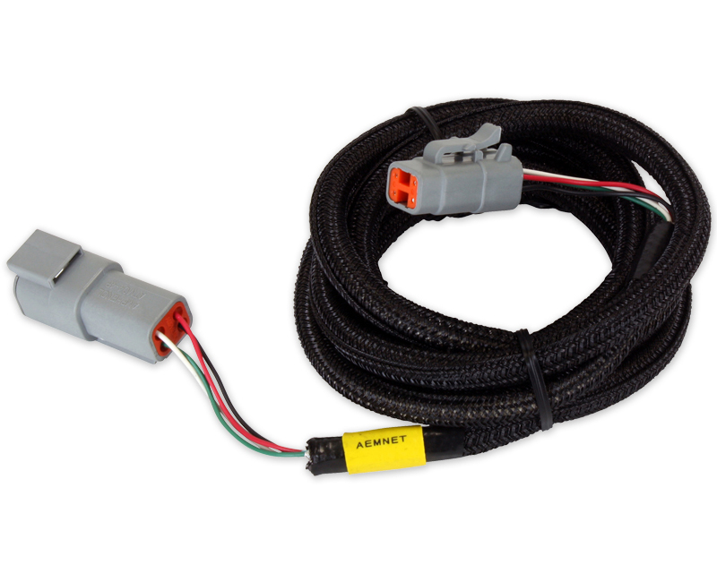 AEM 5 Ft. AEMnet DTM-Style Can Bus Extension Cable - 30-3607