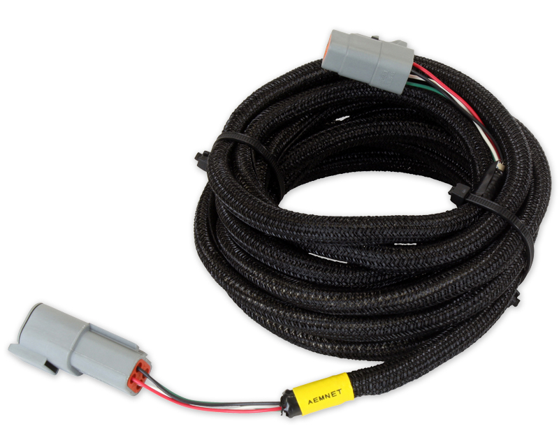AEM 10 Ft. AEMnet DTM-Style Can Bus Extension Cable - 30-3608