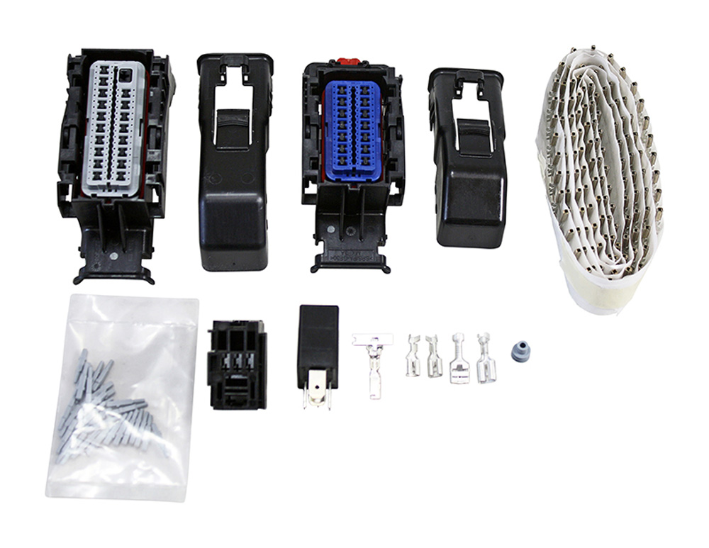 AEM Electronics Infinity Series 7 Plug & Pin Kit 30-3701 - 30-3701