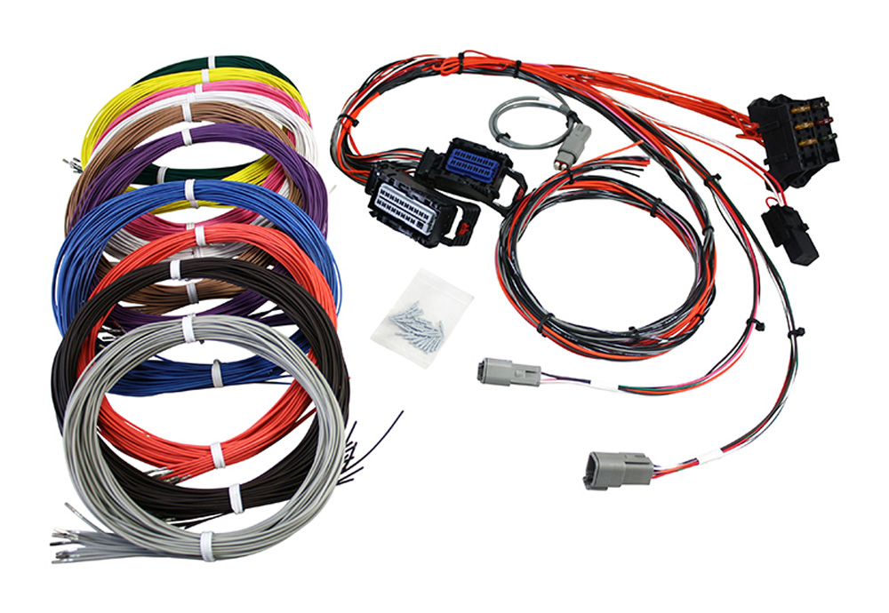 AEM Electronics Infinity Series 7 Harness 30-3702 - 30-3702