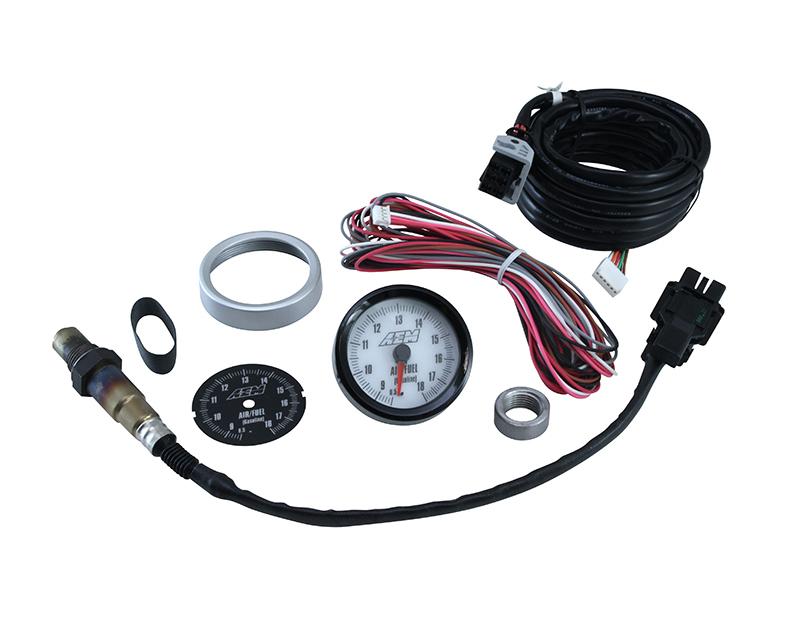 AEM Analog Wideband UEGO Gauge 8.5~18 Gasoline AFR - 30-5130