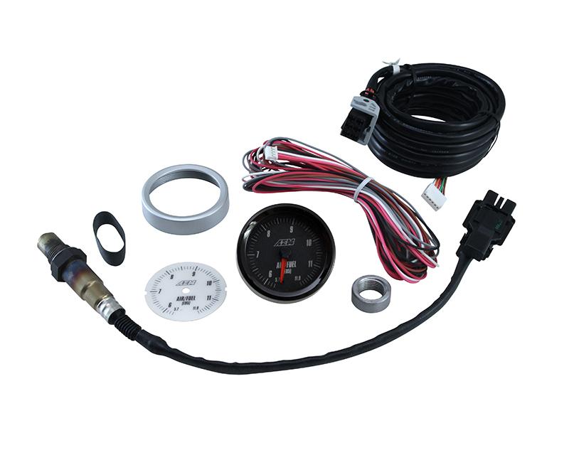AEM Analog Wideband UEGO Gauge 5.7~11.9 E85 AFR - 30-5143
