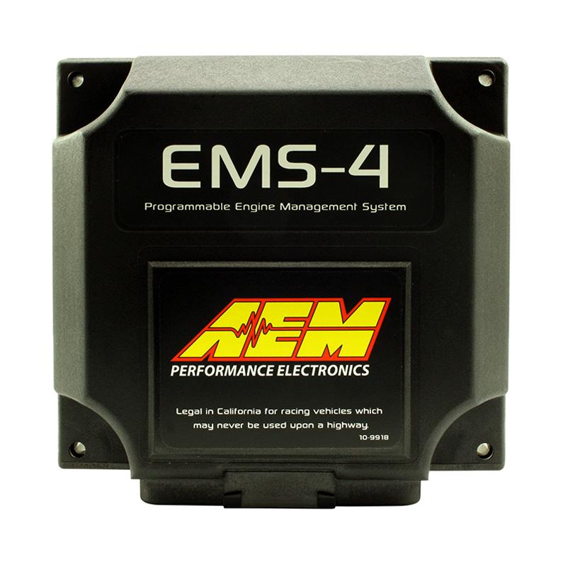 AEM EMS-4 Programmable Engine Manement System Universal - 30-6905