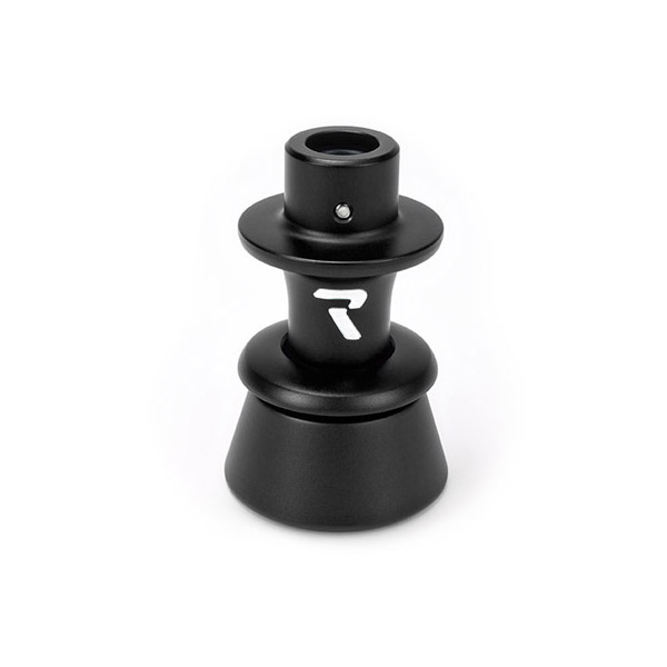 Raceseng R Lock - Base + Handle - Black - 34281011