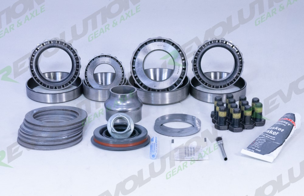 Revolution Gear and Axle Ford 9.75 Inch Master Rebuild Kit 2011 and Up Models (With OE Gear) - 35-2012C
