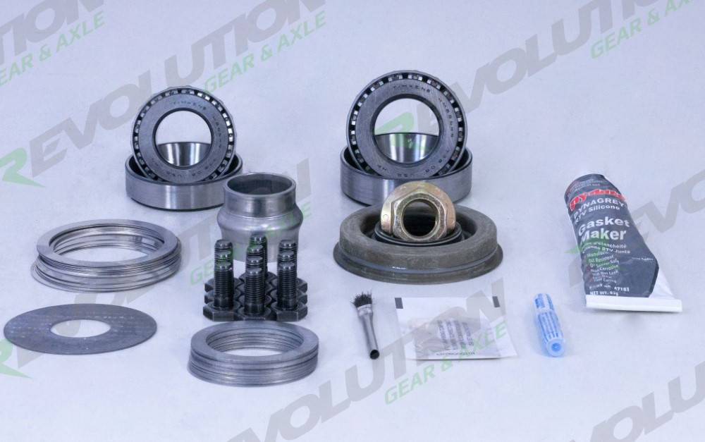 Revolution Gear and Axle D30 Jeep TJ and 1995 and Up Grand Pinion Bearing and Seal Kit (No Carrier Bearings) - 35-2031PK