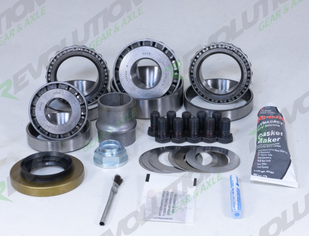 Revolution Gear and Axle Toyota 8.0 Inch Reverse Master Overhaul Kit - 35-2061