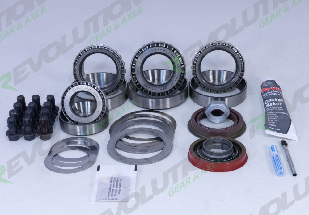 Revolution Gear and Axle GM 9.25 Inch IFS Master Rebuild Kit - 35-2096