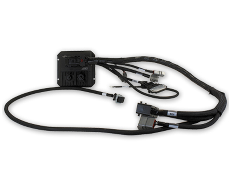 AEM Electronics Infinity 508 Plug & Play Jumper Harness Polaris RZR XP Turbo 16-17 - 30-3822