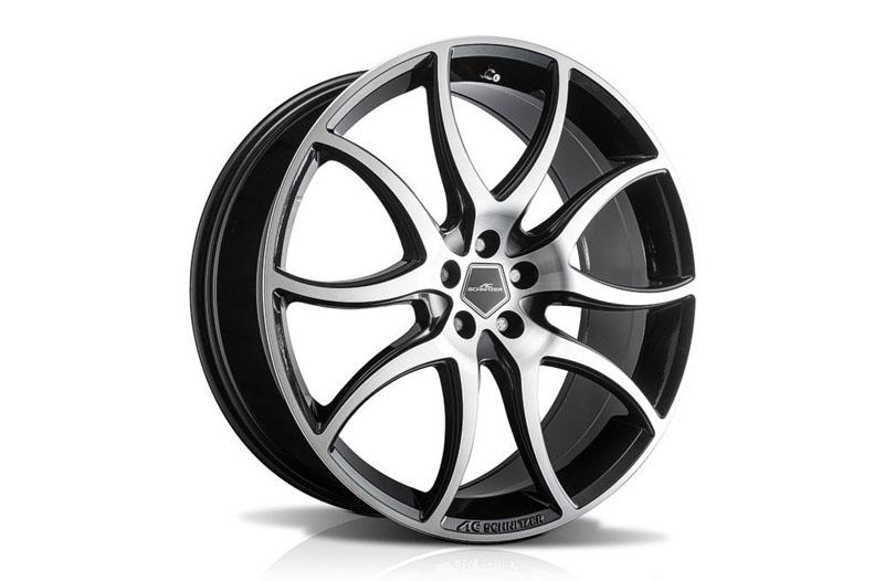 AC Schnitzer AC-2 BiColor Wheel 22x9 5x112 38mm BMW G01 X3 18-19 - 36117615507