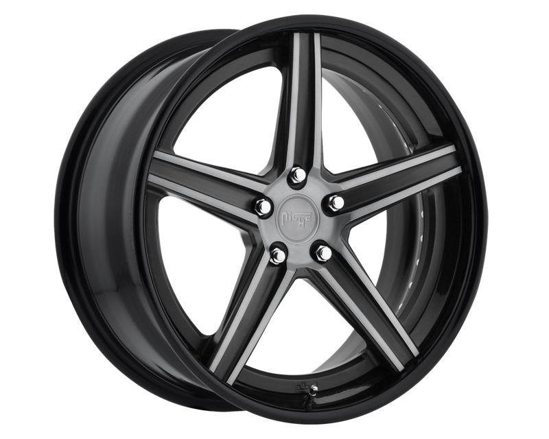 Niche Wheels 3-Piece Series H410 Apex 19 Inch Wheel - 3PCAPEX19