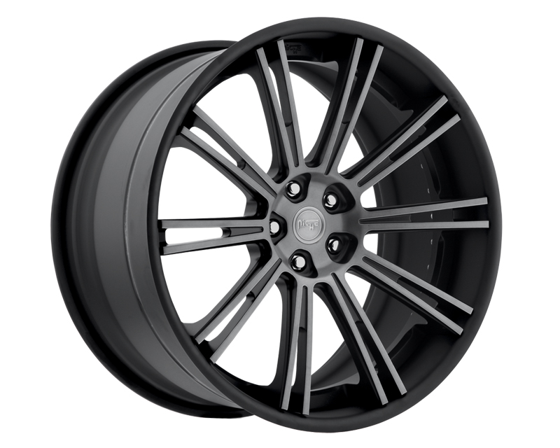 Niche Wheels 3-Piece Series A430 Laguna 24 Inch Wheel - 3PCLAGUNA24