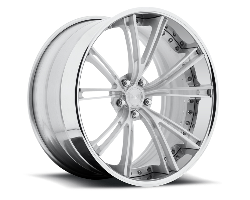 Niche Wheels 3-Piece Series A580 Ritz 19 Inch Wheel - 3PCRITZ19