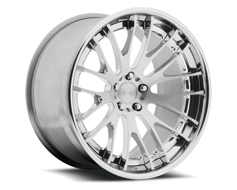 Niche Wheels 3-Piece Series H530 Zurich 20 Inch Wheel - 3PCZURICH20