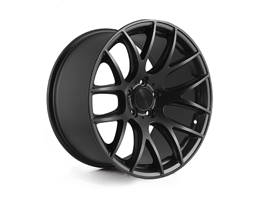 Image of 3SDM 0.01 Matte Black 18 x 8.5 5x112 45mm