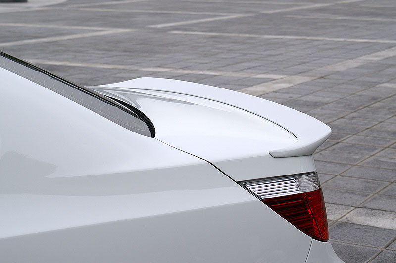 3D Design Urethane Trunk Spoiler BMW 5 Series E60 07-10 - 3109-16011