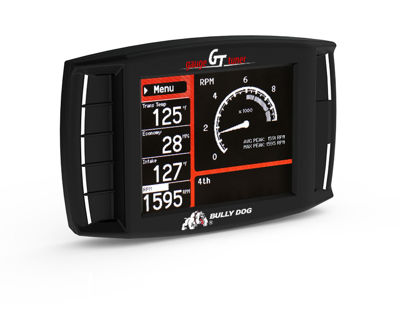 Bully Dog Triple Dog GT Gas Vehicle Tuner and Multi Gauge Monitor - 40410