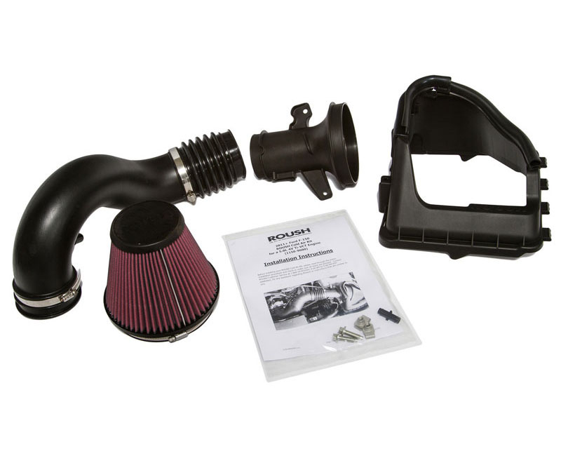 ROUSH Cold Air Intake Induction Kit for Ford F-150 5.0L V8 11-14 - 421238