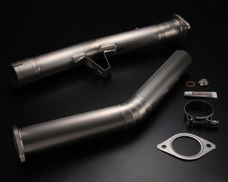Tomei Type 60 Expreme Ti Cat Straight Pipe Toyota GT-86 13-16 - TB6100-SB03A
