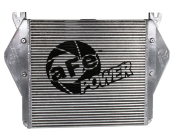 aFe Bladerunner Intercooler Upgrade Kit Dodge Ram 5.9L Cummins 03-07