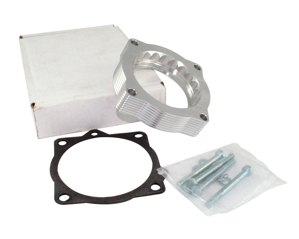 aFe Silver Bullet Throttle Body Spacer BMW X5 E53 V8 4.4/4.6L 00-06 - 46-31001