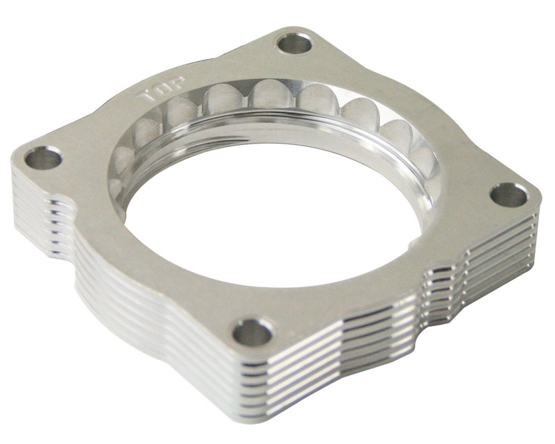 aFe Silver Bullet Throttle Body Spacer BMW 335i E90/E92/E93 L6-3.0L Turbo N55 11-13 - 46-31007