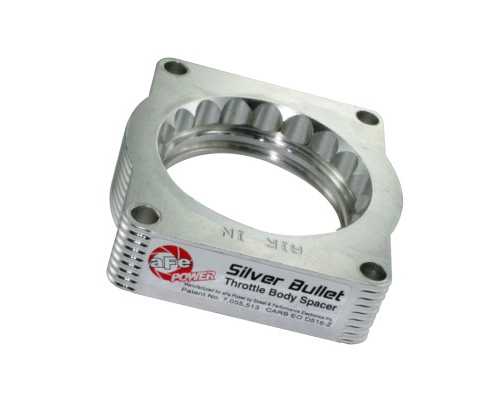 aFe Silver Bullet Throttle Body Spacer Ford F-150 V8 5.4L 04-10 - 46-33002