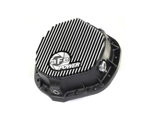 Image of aFe Power Machined Rear Differential Cover Chevrolet 1500 Duramax V8 6.6L 01-12