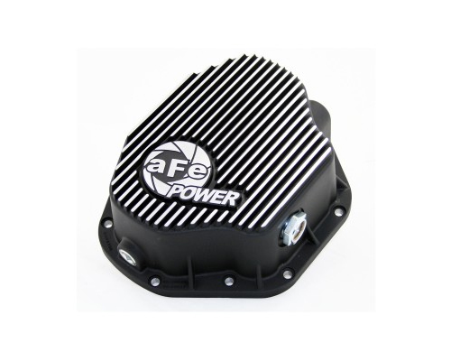 aFe Power Machined Rear Differential Cover Dodge Ram Diesel Trucks   Ford F-350/F-450 94-07 - 46-70032