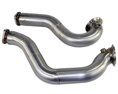 Image of aFe Mach Force XP Downpipes BMW 1-Series M 3.0L TT 11-12