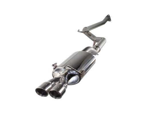 aFe MACHForce XP Stainless Steel Catback Exhaust System Honda Civic Si Coupe L4-2.4L 12-15 - 49-46602
