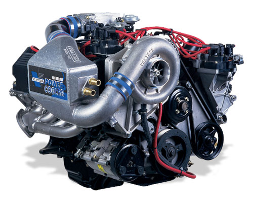 Vortech Satin H.O. Charge Cooled Supercharger System w/ V-2 Si Ford Mustang GT 4.6L 96-98 - 4FH218-050SQ