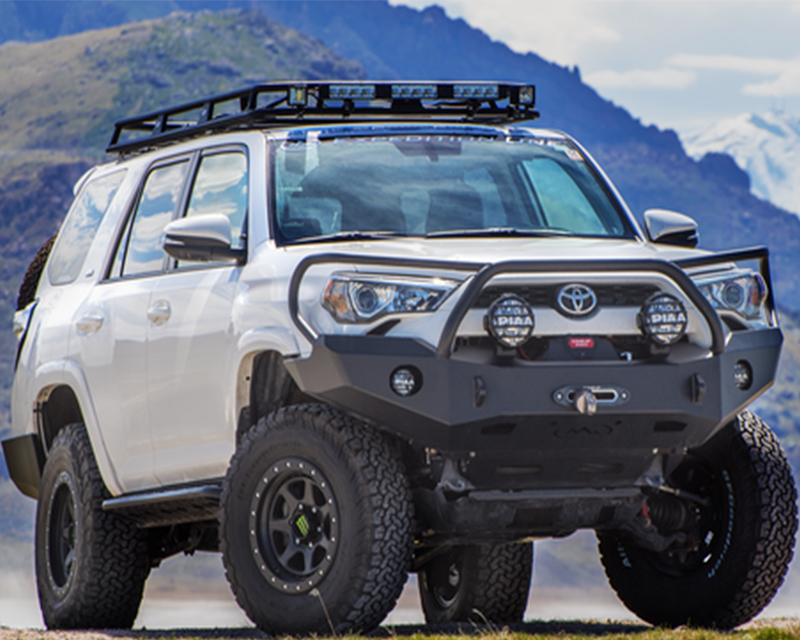 Toyota 4runner Bumper >> 4rfb100 Expedition One Front Bumper Toyota 4runner