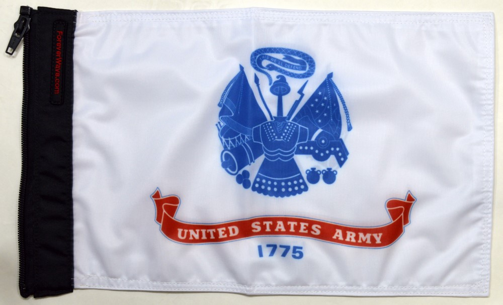 Forever Wave Army Flag - 5003