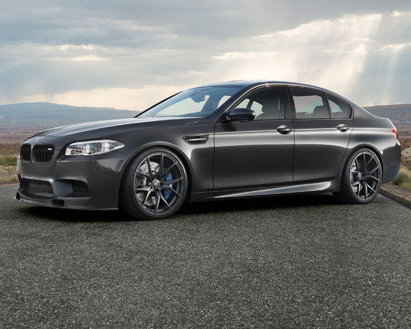 Vorsteiner GTS-V Peformance Front Add on Spoiler BMW F10 M5 12-16 - 5005BMV