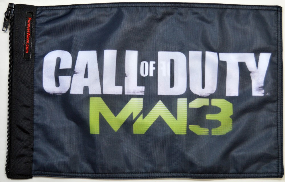 Forever Wave Call Of Duty Flag - 5042
