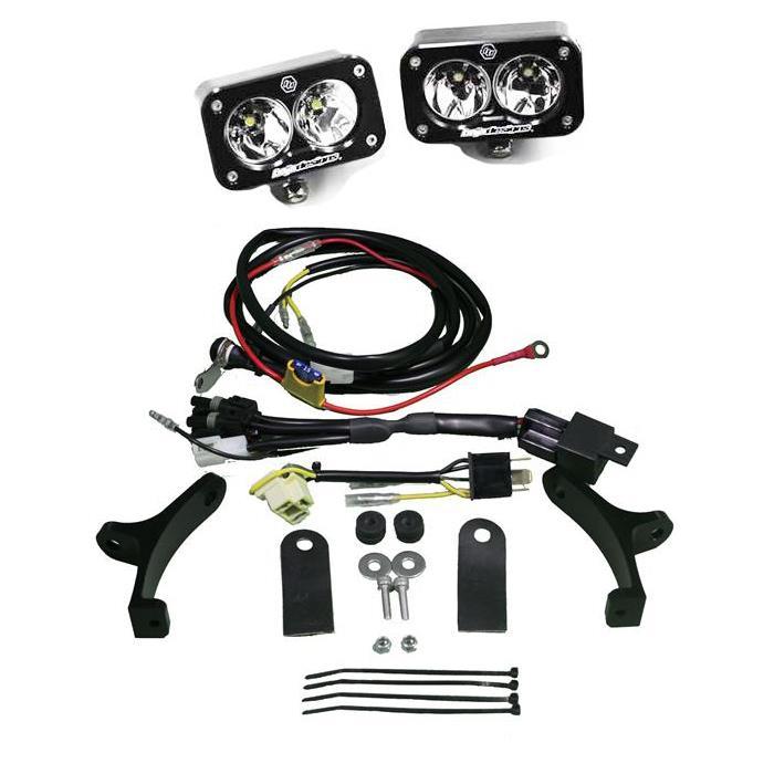507001 FGXX 507001 yamaha wr250f 12 17 wr450f 15 17 headlight kit xl pro