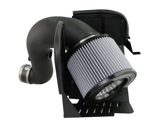 aFe Stage 2 Pro Dry S Cold Air Intake System Dodge Ram 5.9L/6.7L Cummins 03-08 - 51-11342-1