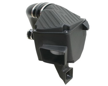 aFe Stage 2 Si Pro Dry S Cold Air Intake System Dodge Ram 5.9L Cummins 03-07 - 51-80932