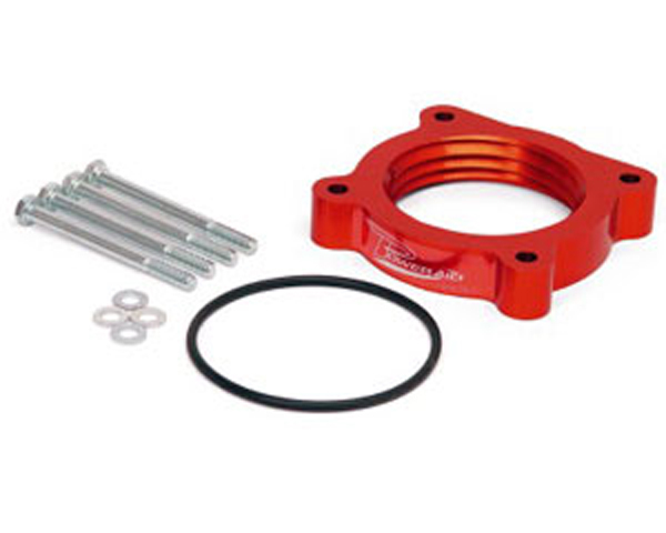 AIRAID Throttle Body Spacer Nissan Titan Armada 04-12