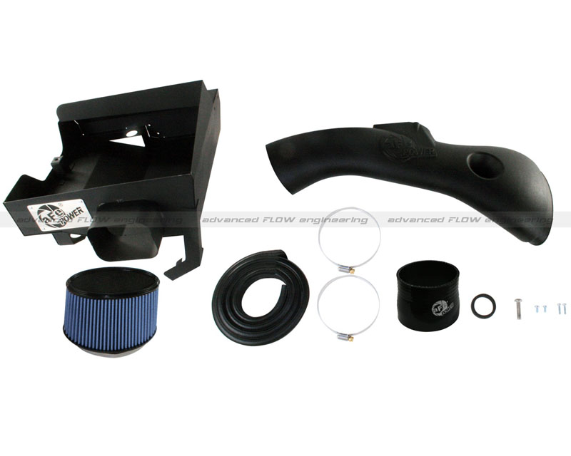 aFe Stage 2 Pro-5R Cold Air Intake System BMW E9x 335i/xi L6 3.0 t N55 11-13 - 54-11912