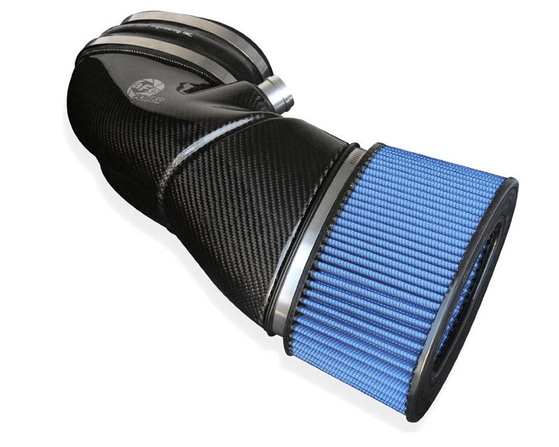 aFe POWER 54-31662-C Magnum FORCE Stage-2 Pro 5R Carbon Fiber Cold Air Intake System BMW M3 (E9X) 08-13 V8-4.0L (S65) - 54-31662-C